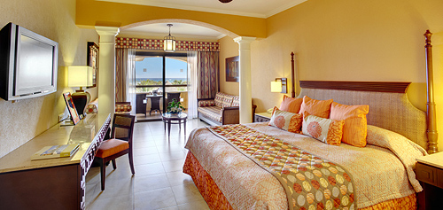Junior Suite Deluxe Ocean View Club Premium
